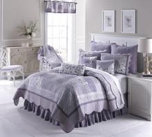 Lavender Rose Quilt - 754069820467