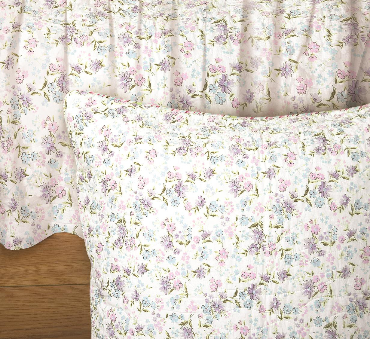 Lily Floral Bed Skirt - 754069825950