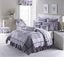 Lavender Rose Quilt Collection -