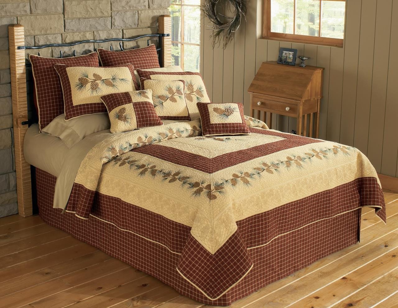 Pine Lodge Quilt Collection -