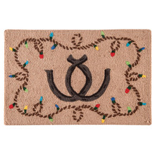 Holiday Rodeo Parfait Rug - 008246497134