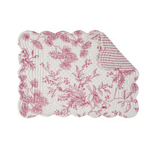 Evergreen Toile Placemat - 008246091875