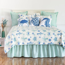 Brisbane Coastal Quilt Set - 008246506478