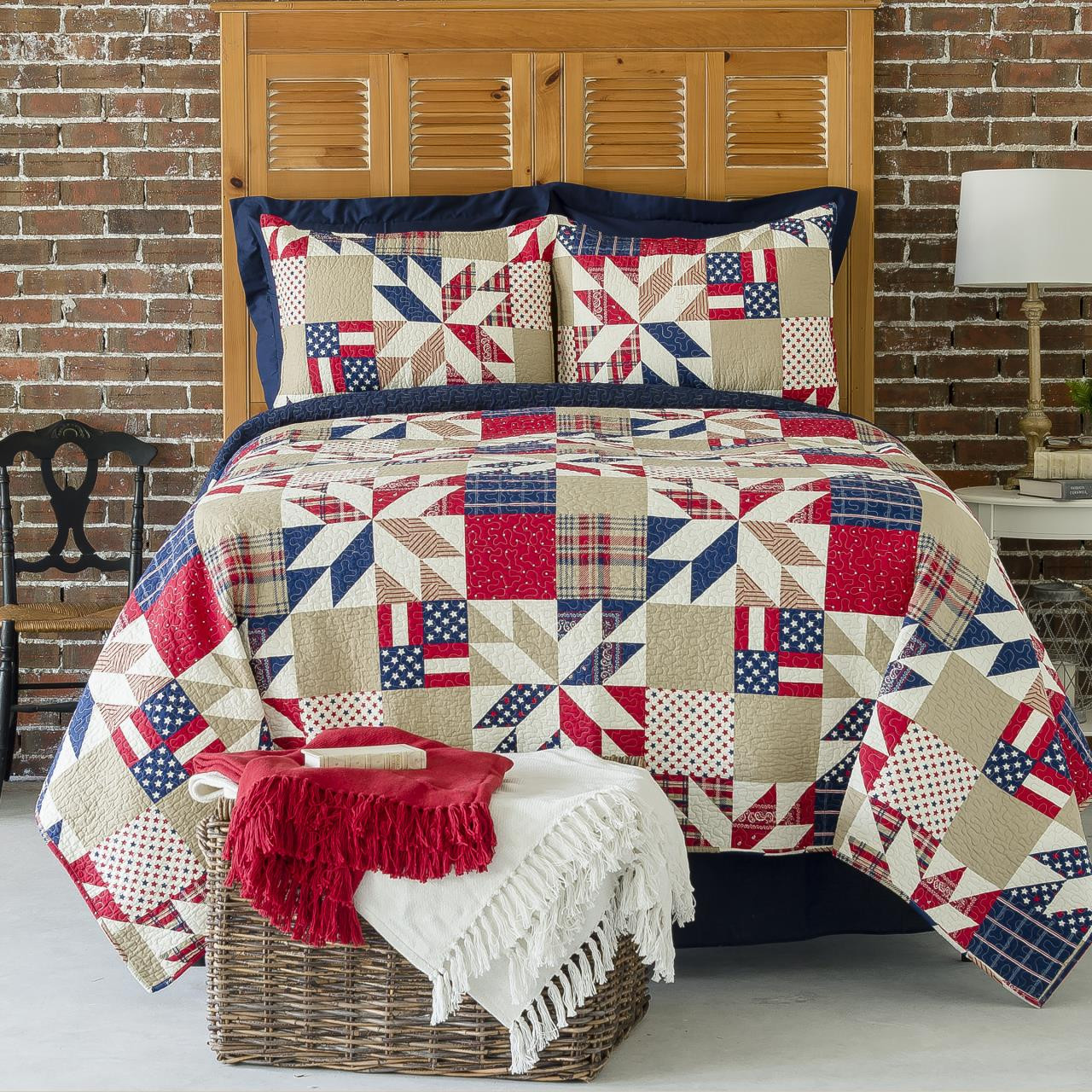 Levi Quilt Collection -