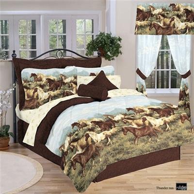 Thunder Run Bedding Collection -
