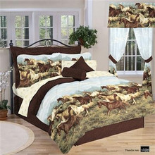 Thunder Run Bedding Collection -