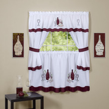 Cabernet Embellished Cottage Set - 054006632116