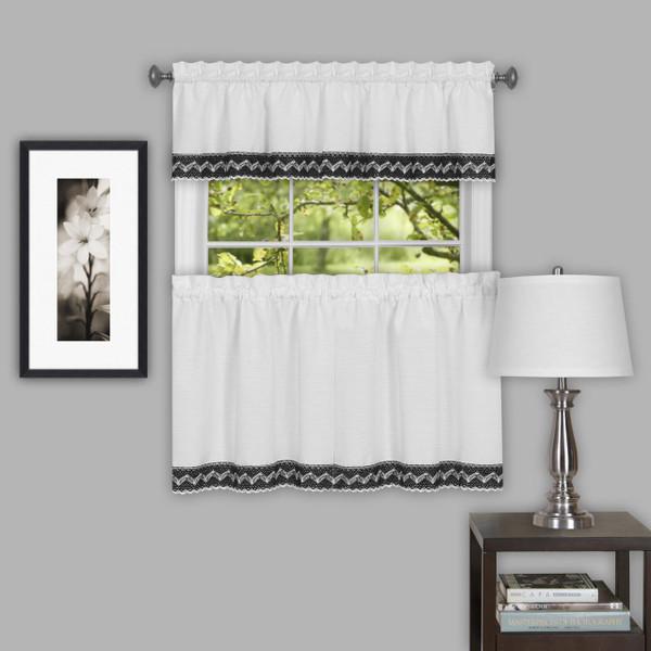 Camden Tier Curtain - 054006241073