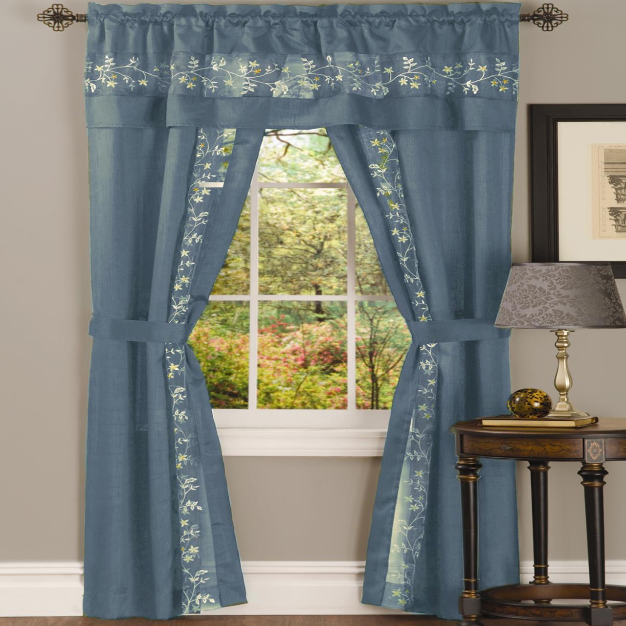 Fairfield Curtain Set - 054006626825