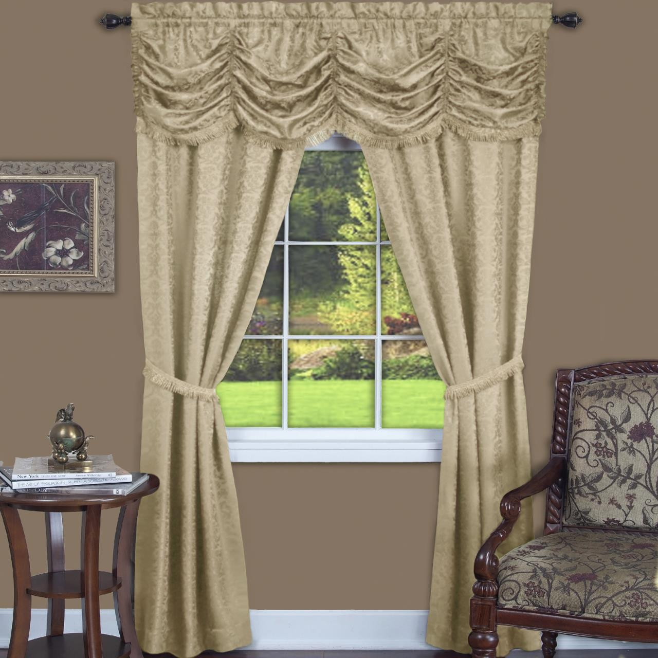 Panache Complete Window Set - 054006630457