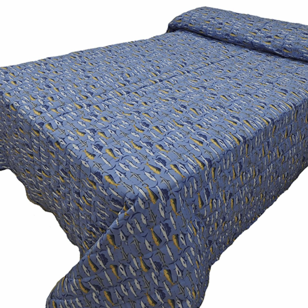 Sports Fish Bedding Collection -