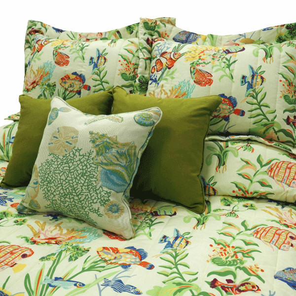 White Fish Bedding Collection -
