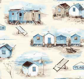 Cabins Valance -