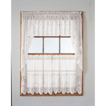 Joy Lace Kitchen Curtain -