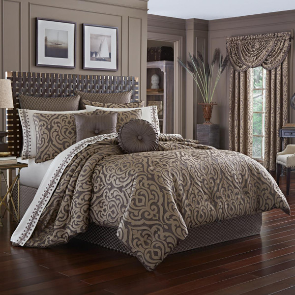 Astoria Mink Bedding Collection -
