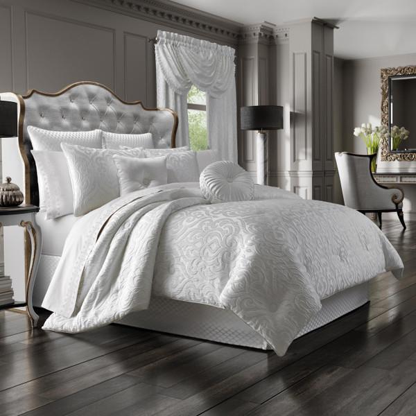 Astoria White Bedding Collection -