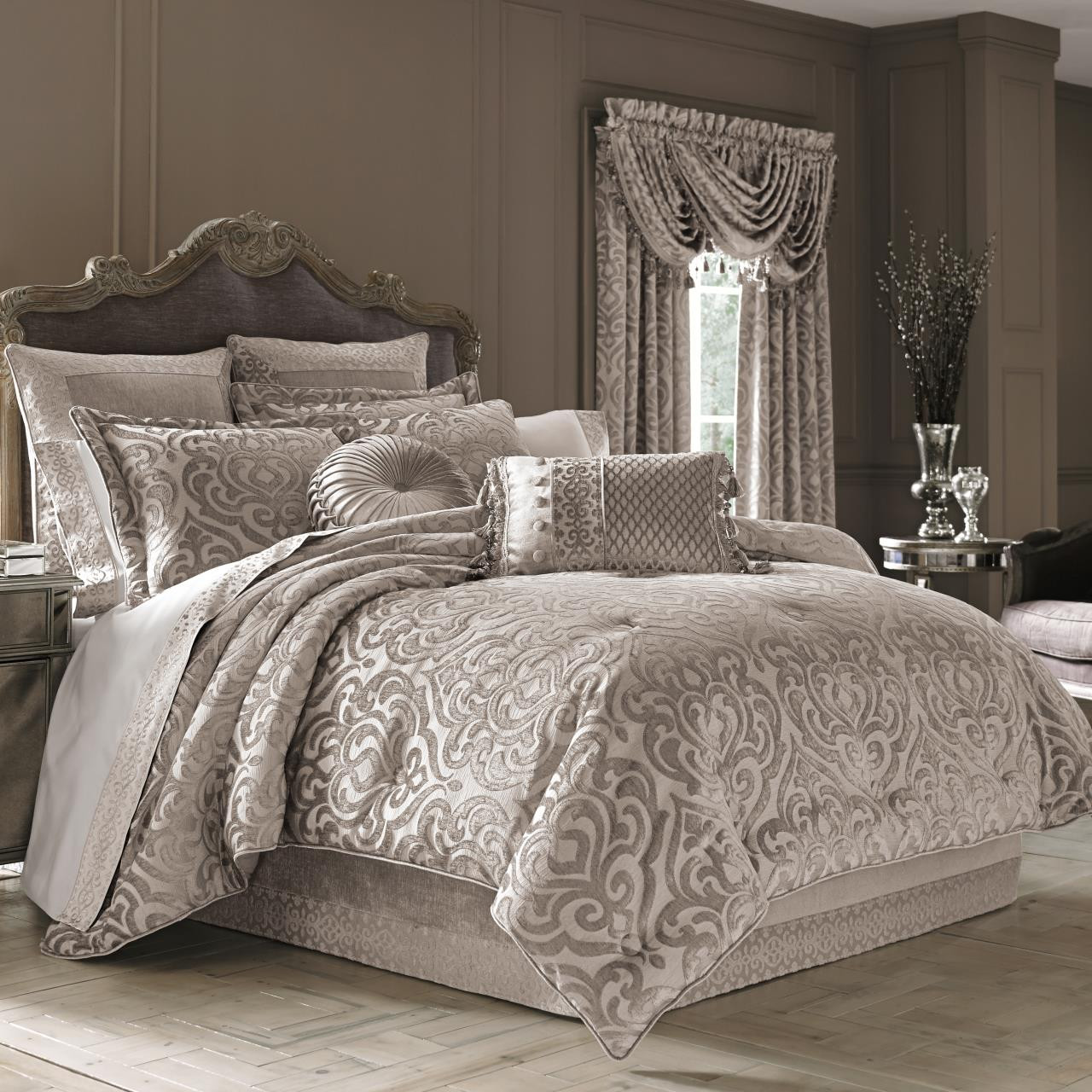 Sicily Pearl Bedding Collection -