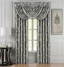 Crystal Palace French Blue Curtains - 846339078842