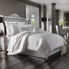 Astoria White Comforter Set - 846339080418