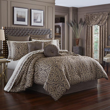 Astoria Mink Bedding Ensemble - 846339080333
