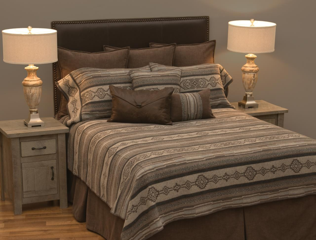 Lodge Lux Bedding Collection -