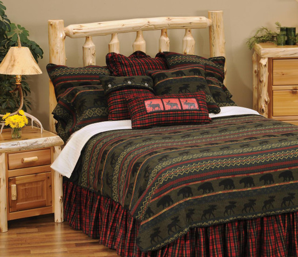 McWoods Bedding Collection -