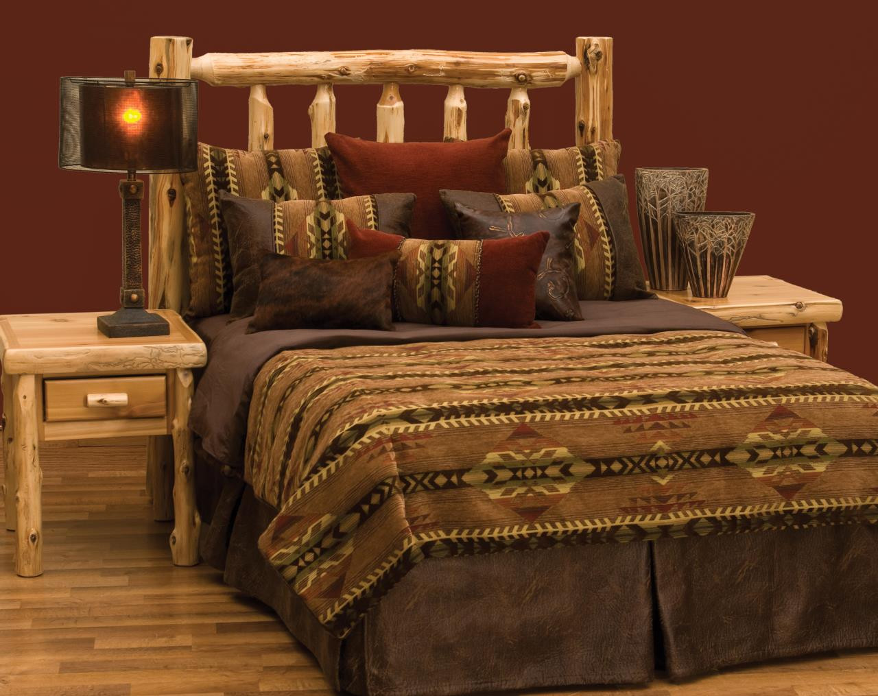 Stampede Bedding Collection -