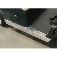 Diamond Plate Rocker Panels, Club Car Precedent