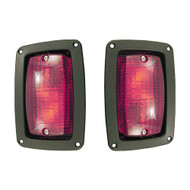 Golf Cart Taillight Set, Yamaha G14-G22