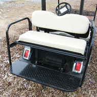 Golf Cart Flip Rear Seat, Yamaha Drive