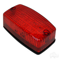 Golf Cart Taillight Assembly, LED, EZGO Medalist/TXT