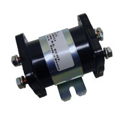 Golf Cart Solenoid, 48V Six Terminal Heavy Duty, Continuous 200 Amp, Silver Contacts, 600 Amp Max Starting Current