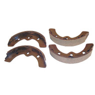 Golf Cart Brake Shoes (Set of 4) Club Car Gas and Electric 81-94