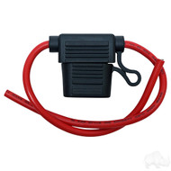 Golf Cart Blade Fuse Holder, Water Tight