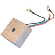 Gas Golf Cart Voltage Regulator, EZGO Medalist/TXT 4-Cycle Gas 94+
