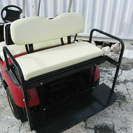 Golf Cart Flip Rear Seat, Yamaha G14-G22