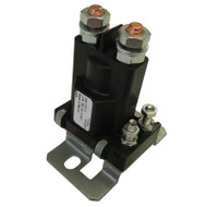Golf Cart Solenoid, 36V Four Terminal Silver, Club Car DS Electric 88-05