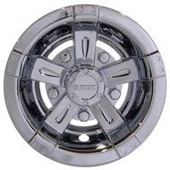 "RHOX 10"" Vegas Chrome Wheel Cover"