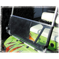 Golf Cart Windshield, Impact Modified, Club Car Golf Carts