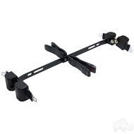 Golf Cart Seat Belt Bracket Kit for Front and Rear Seats