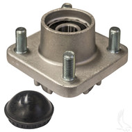 Golf Cart Wheel Hub, Front, Club Car DS 03.5+ and Club Car Precedent