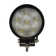 "Golf Cart LED Utility Floodlight, 4.5"", 12-24V, 18W, 1350 Lumen"