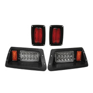 Golf Cart Light Kit, Adjustable LED, Yamaha G14-G22