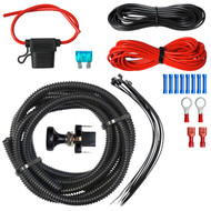 Golf Cart LED Utility Light Wiring Kit, Push/Pull Switch