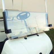 Golf Cart Windshield, Impact Modified, Yamaha Golf Carts