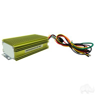 Golf Cart Voltage Reducer, 26V-60V to 12V, 20 Amps