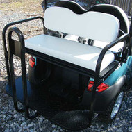 Golf Cart Flip Rear Seat, Club Car Precedent