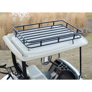 Golf Cart Roof Rack Storage System, Club Car Golf Carts