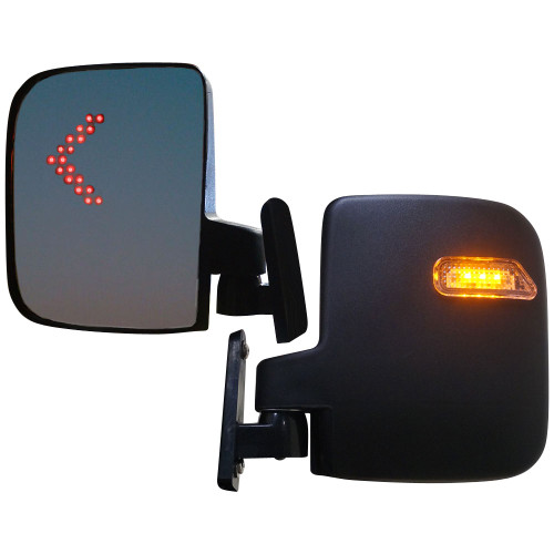LED Side Mirror Set with Turn Signal