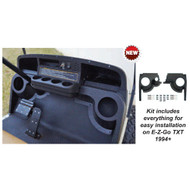 Golf Cart Speaker Pod Kit, EZGO TXT 1994+